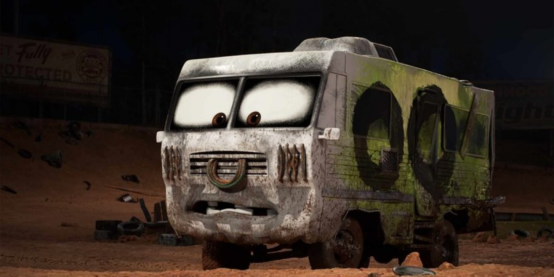 Pixar Shorts Volume 3: Miss Fritter's Racing Skoool