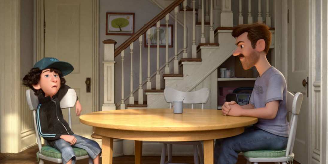 Pixar Shorts Volume 3: Riley's First Date?