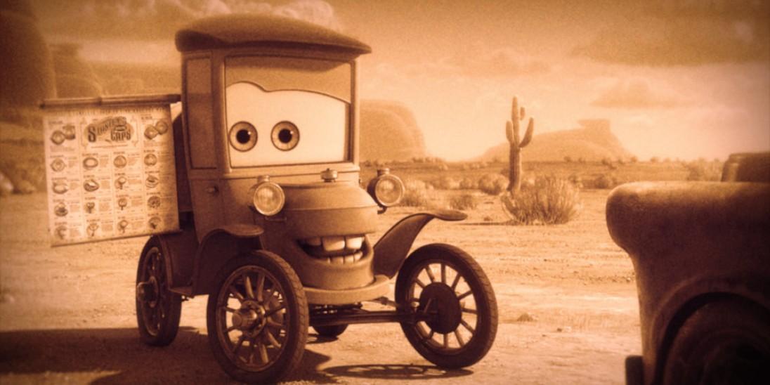 Pixar Shorts Volume 2: Time Travel Mater