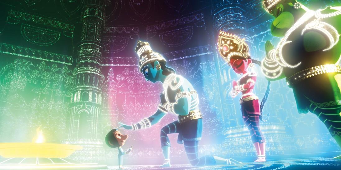 Pixar Shorts Volume 3: Sanjay's Super Team