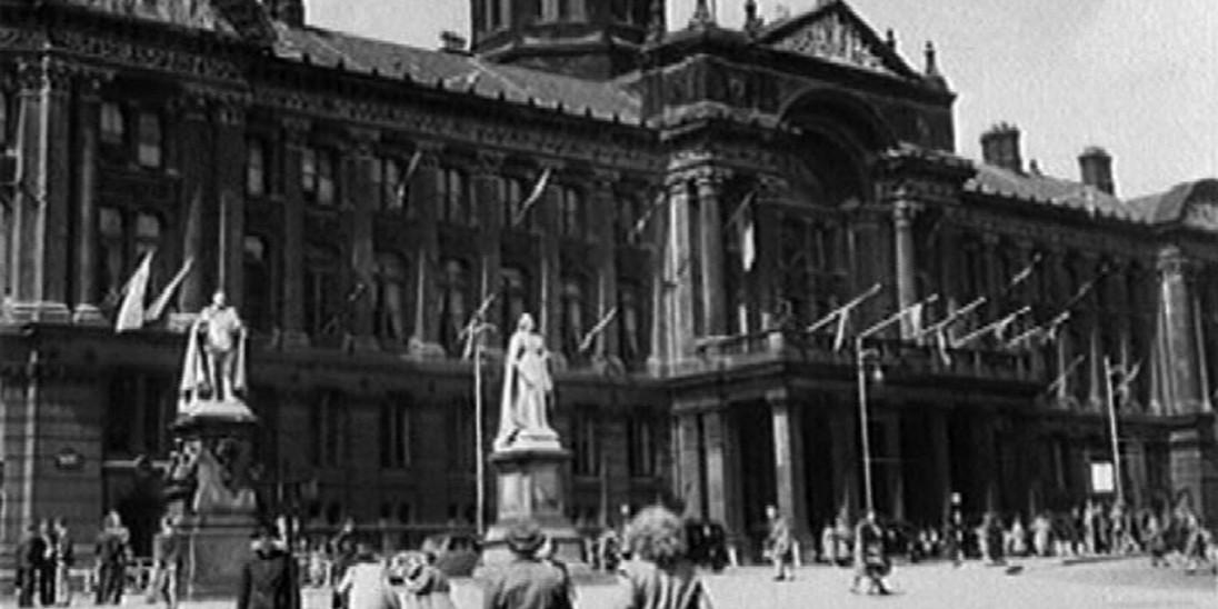 Regenerating Birmingham (1955-1975)