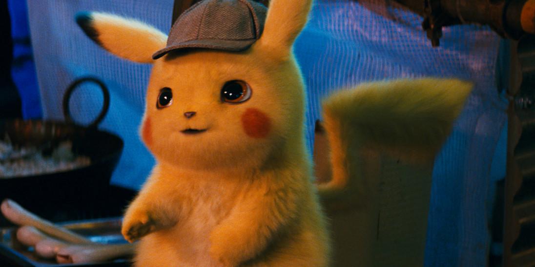 Pokemon: Detective Pikachu
