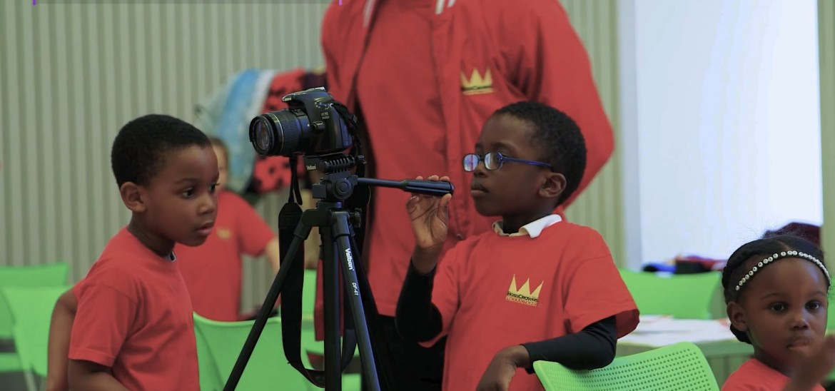 Join our new Online Course:  Filmmaking for Primary Literacy