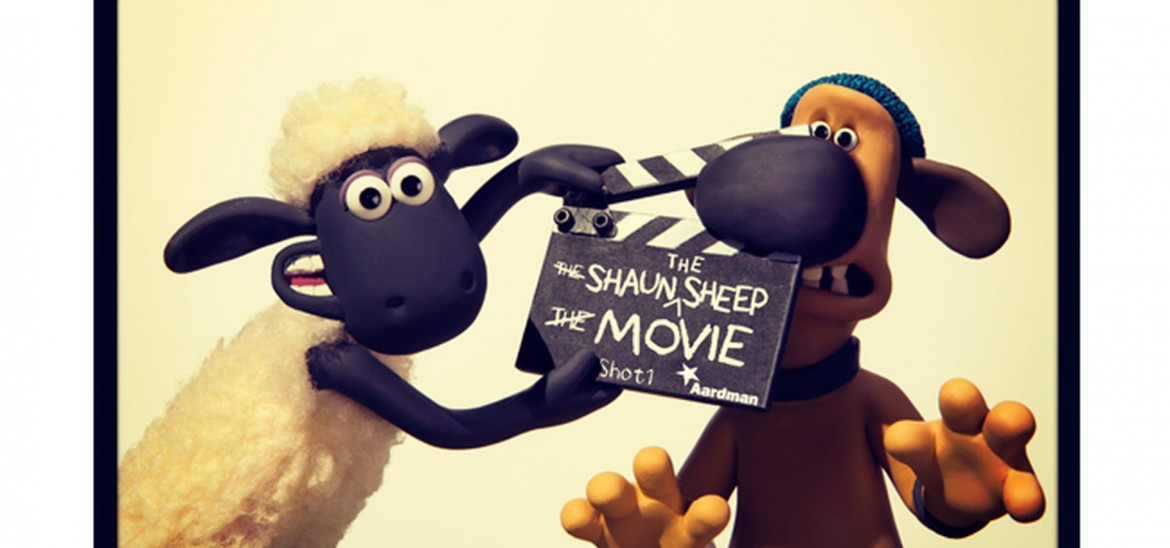 Behind the scenes of Shaun The Sheep The Movie - Part 1