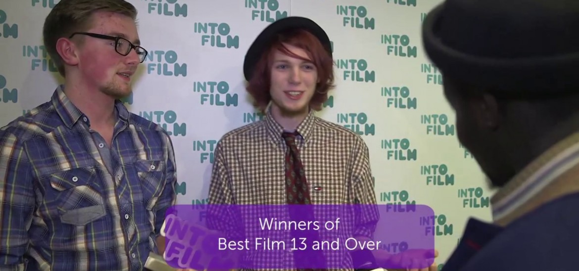 Into Film Awards: what the winners say