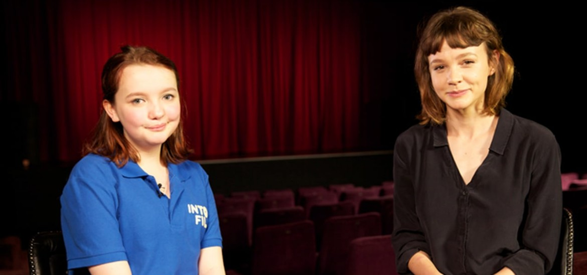 Carey Mulligan talks about the power of film in education