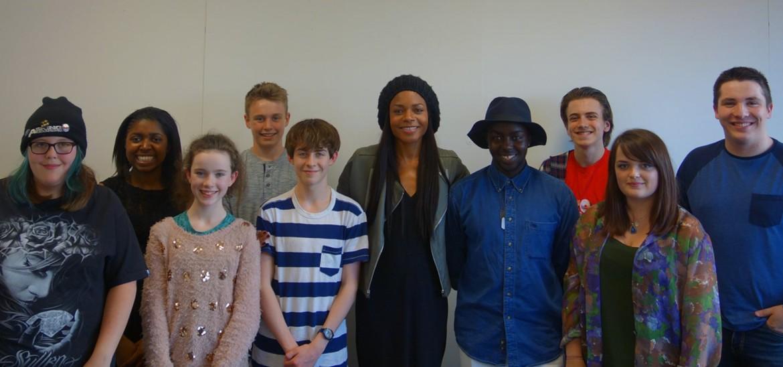 Naomie Harris becomes our new Into Film ambassador