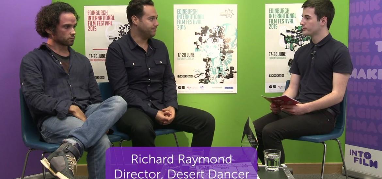 Desert Dancer interview at Edinburgh International Film Festival