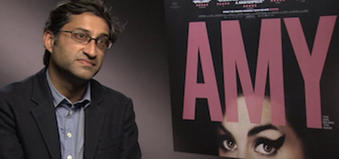 The making of Amy with the editor, producer, and director Asif Kapadia