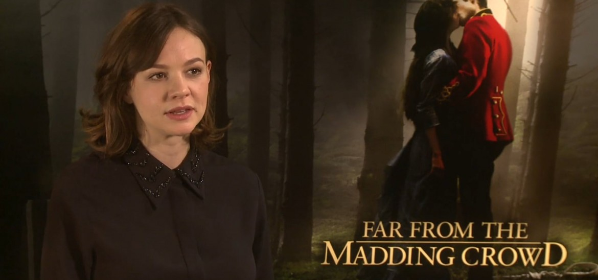 Far From the Madding Crowd interviews with director and cast