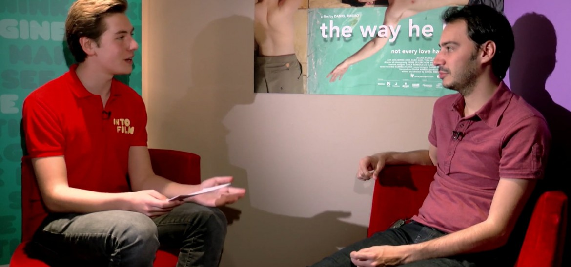 The Way He Looks Interview with director Daniel Ribeiro