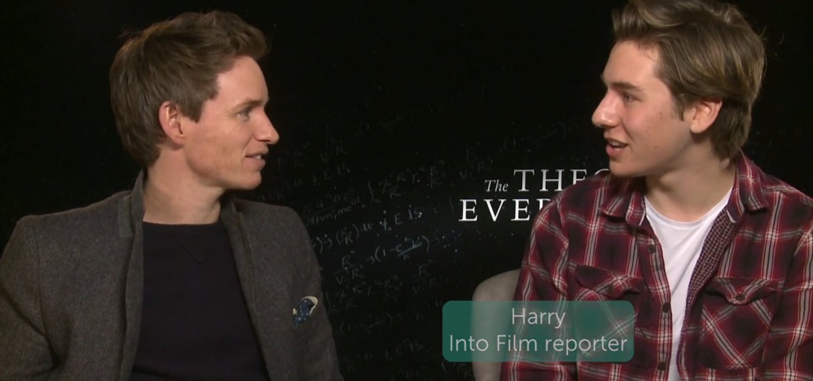 The Theory of Everything Interview with Cast and Director