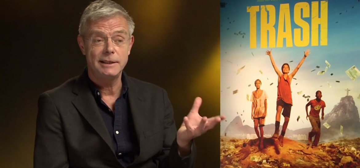 Trash Interview with Director Stephen Daldry