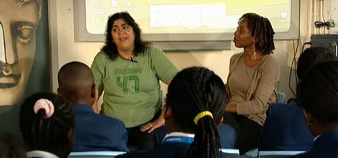 Interview with director Gurinder Chadha