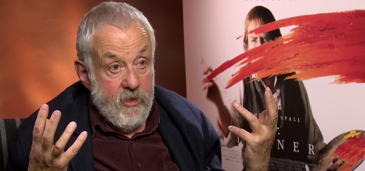 Mr. Turner interview with director Mike Leigh and the cast