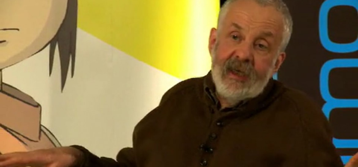 Q&A with director Mike Leigh