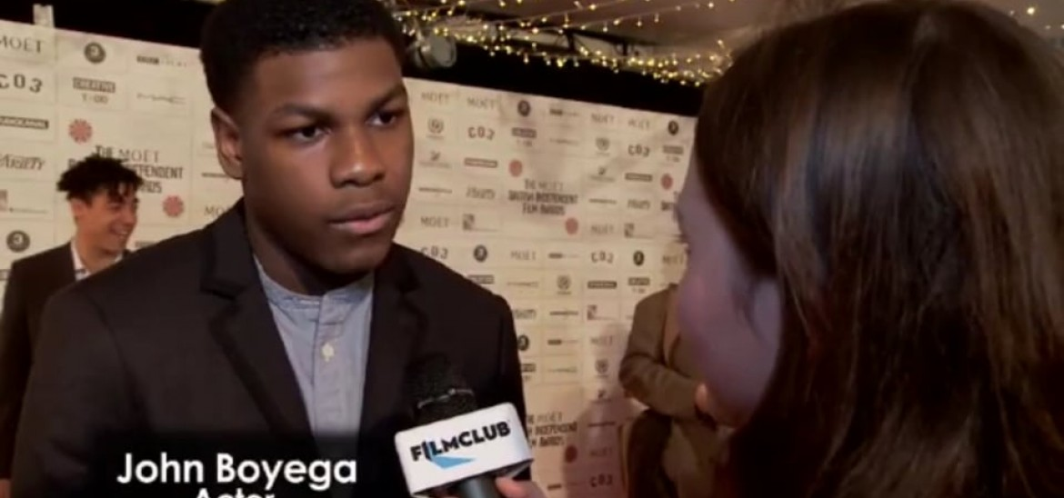 Red carpet interviews at the BIFAs 2011