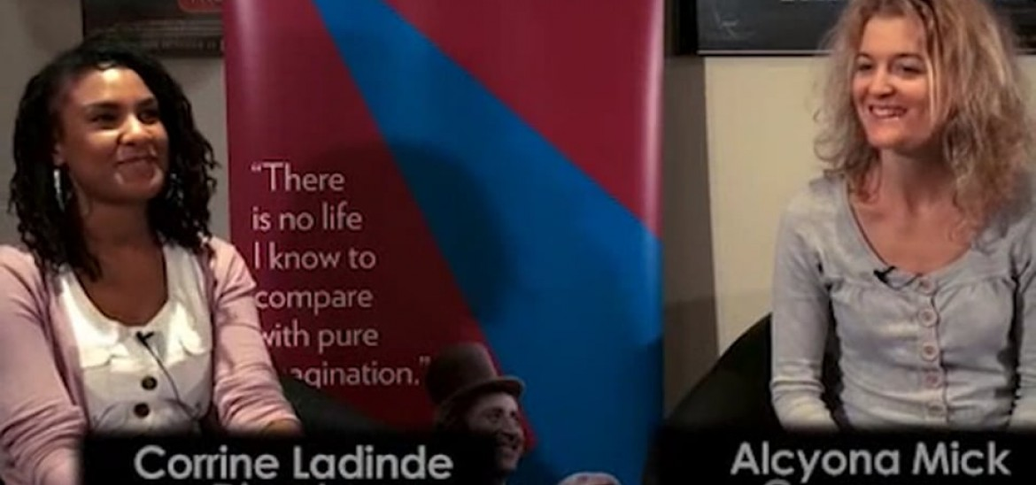 Ernesto interview - director Corinne Ladinde and composer Alcyon Mick