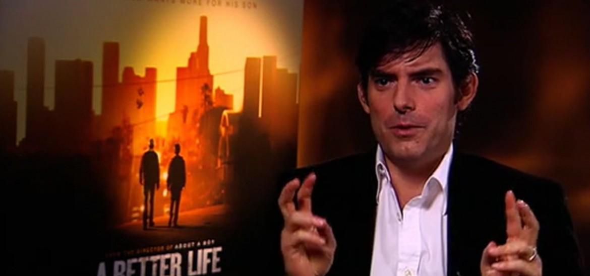 An interview with A Better Life director Chris Weitz