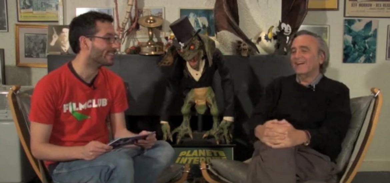An interview with director Joe Dante