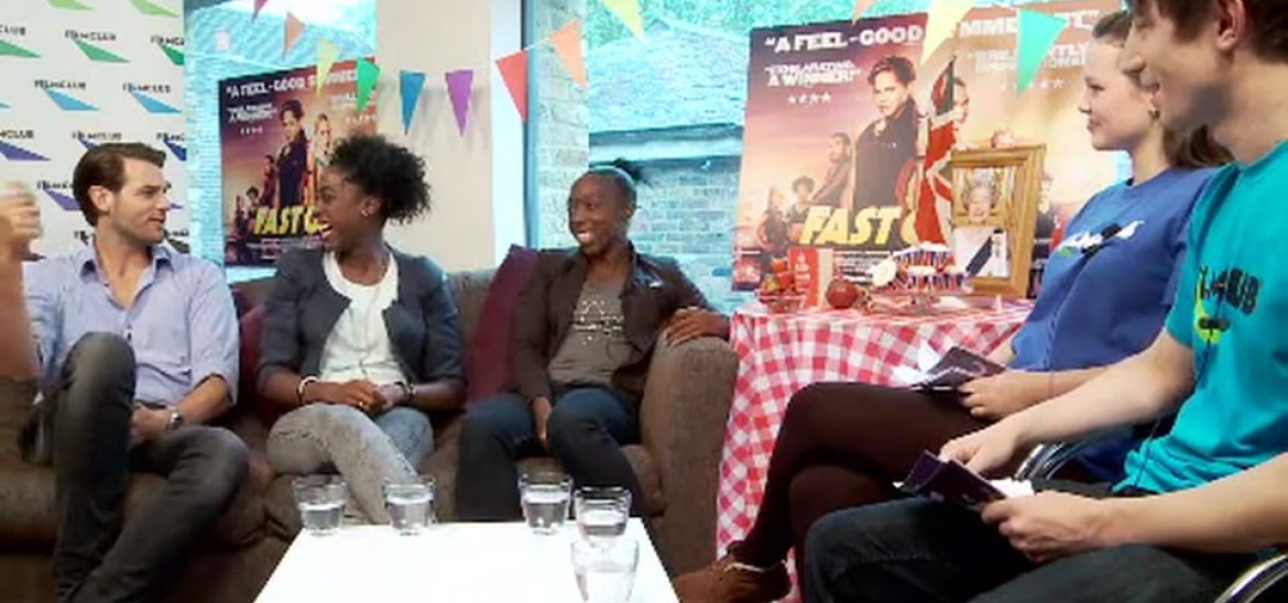 Fast Girls Interview with cast and director