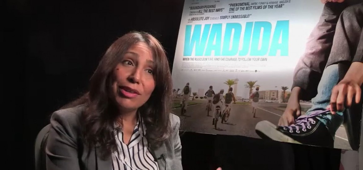 Wadjda interview with director Haifaa Al-Mansour