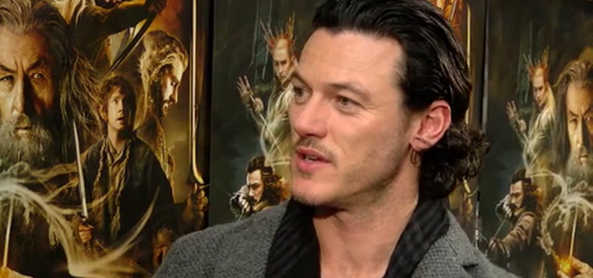 Interview with actor Luke Evans