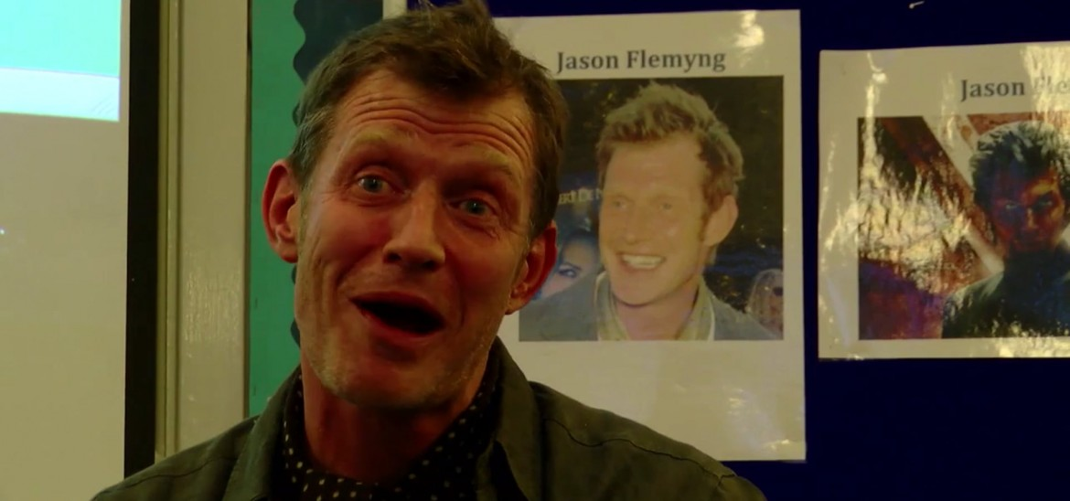 Q&A with actor Jason Flemyng