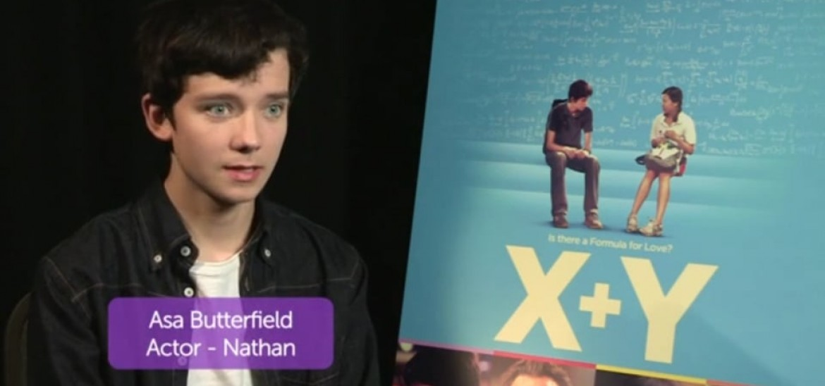X+Y - Interview with the actors