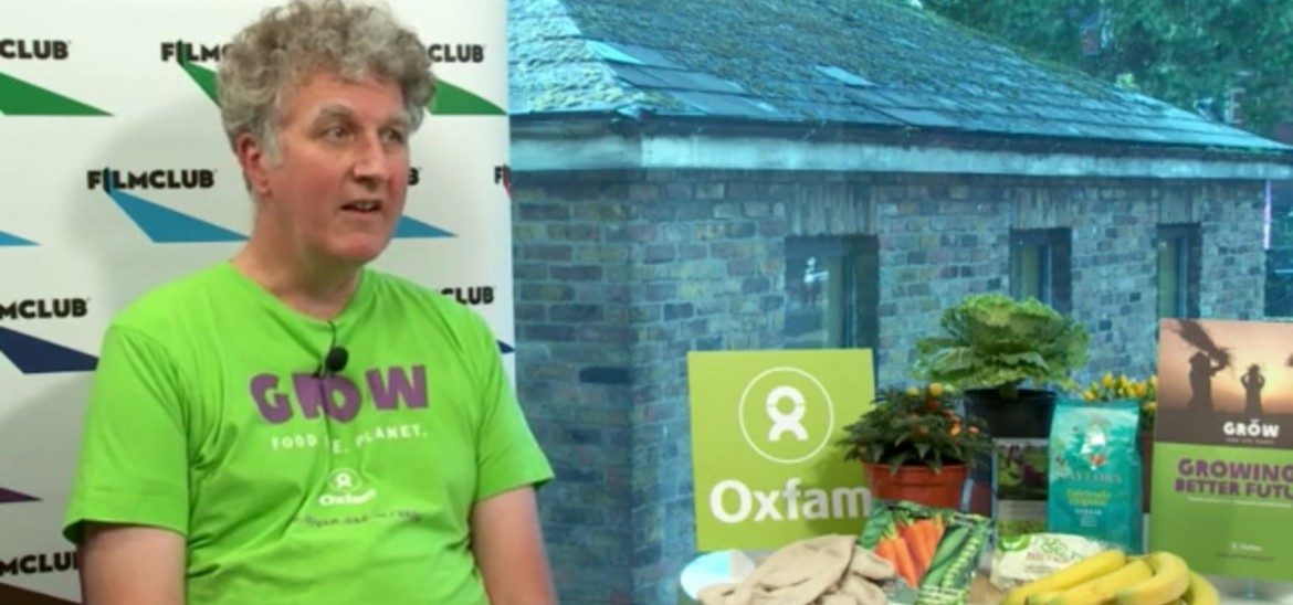 World Food Day discussion with Oxfam