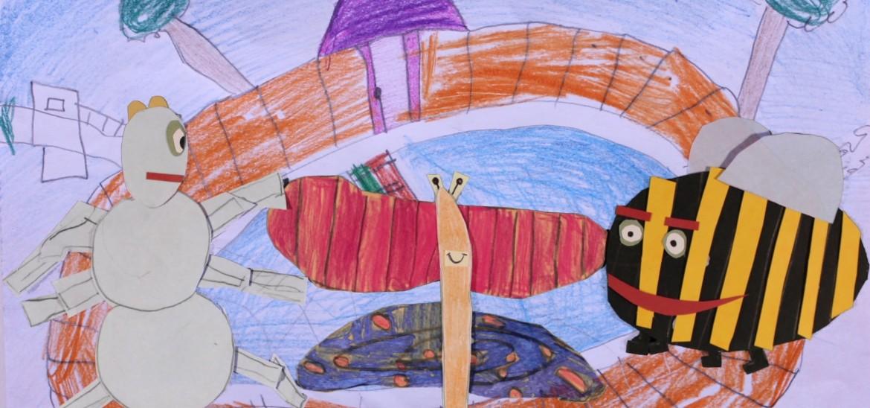 Cyfarthfa Park Primary School win Best Animation (12 and under)
