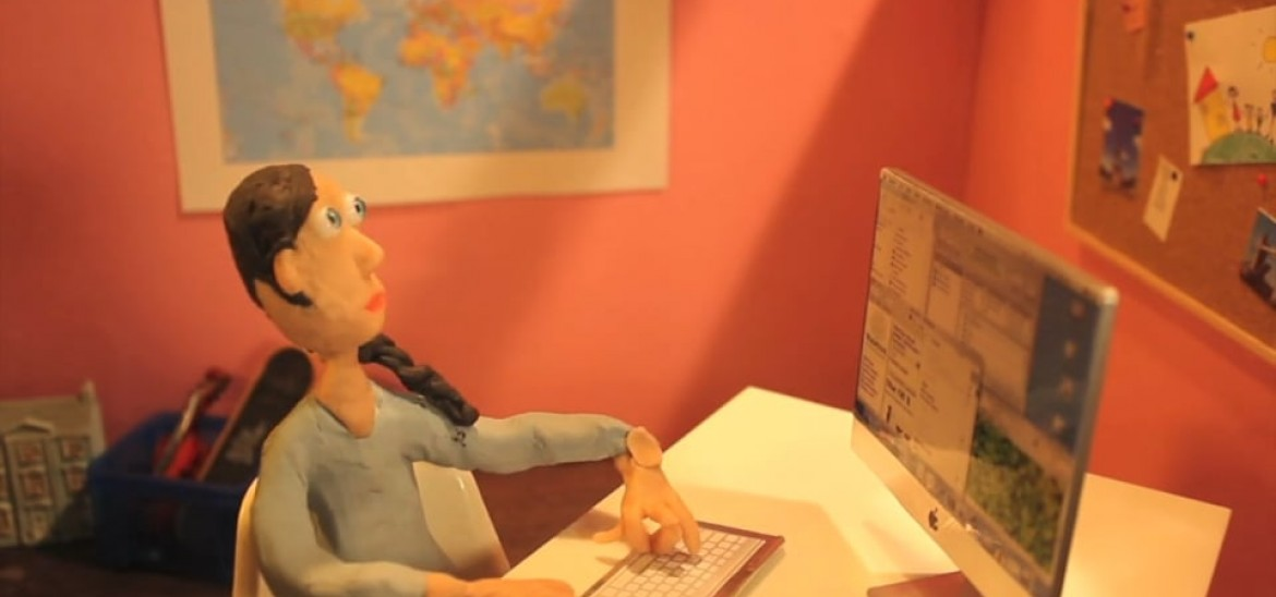Stop-Motion short 'Jessica's Wish' is February's Film of the Month