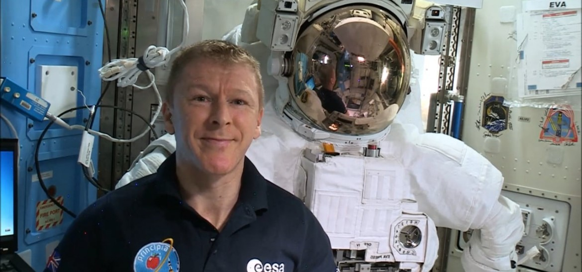 Into Film: Into Space - Tim Peake Announces Winning Films