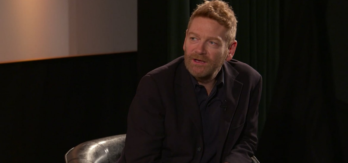 Watch highlights from our Sir Kenneth Branagh Q&A in Belfast
