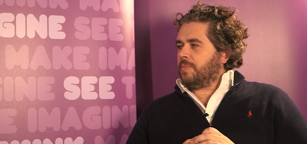Watch our interview with film composer Lorne Balfe this Music Day