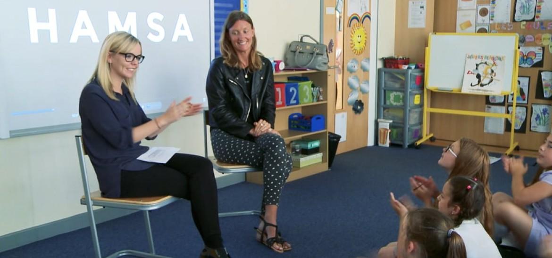 A Q&A with Hamsa director Caroline Spearpoint