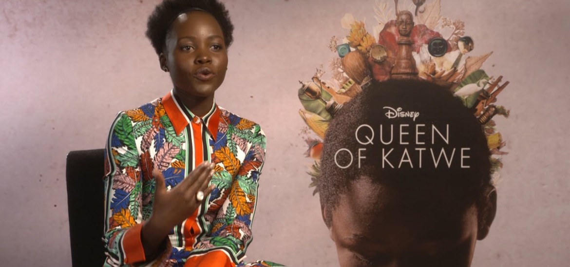 'Queen of Katwe' at the 60th BFI London Film Festival