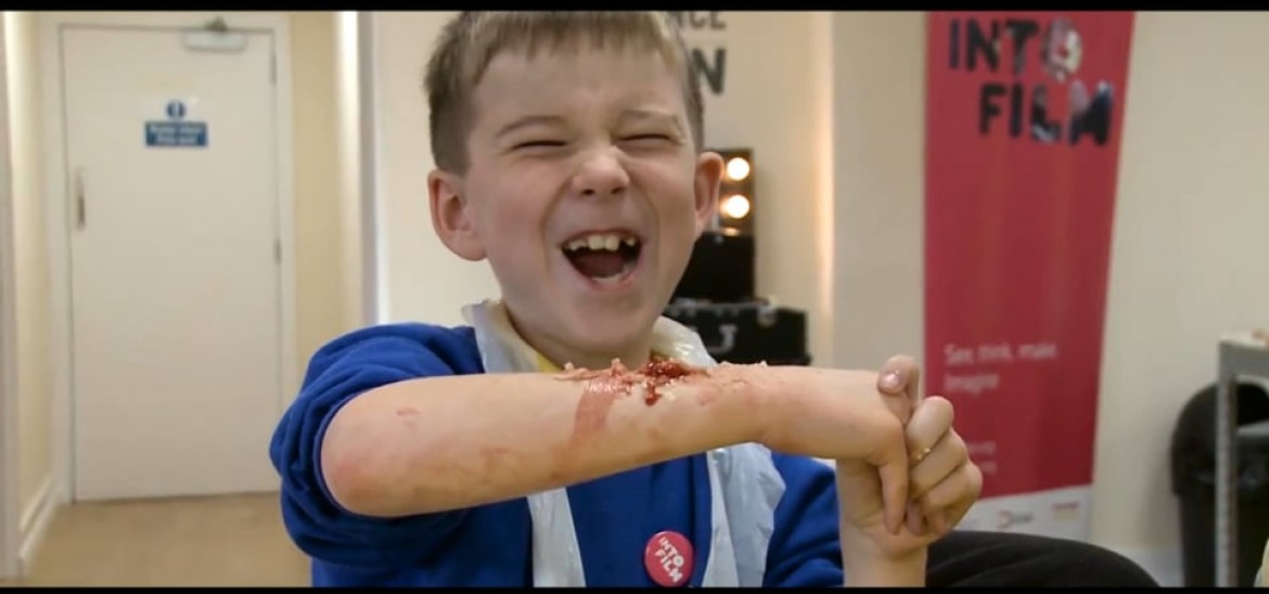 Top tips for making your own prosthetics and FX for Hallowe'en