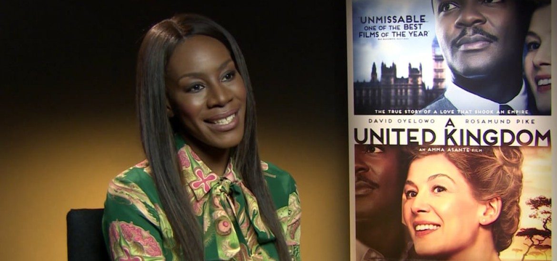 David Oyelowo, Rosamund Pike and Amma Asante talk 'A United Kingdom'