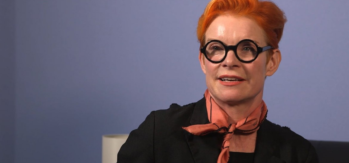 Costume Designer Sandy Powell at the Into Film Festival
