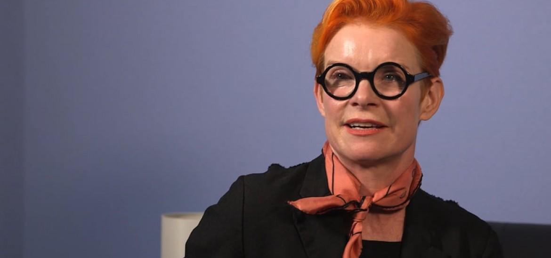 Costume Designer Sandy Powell at the Into Film Festival