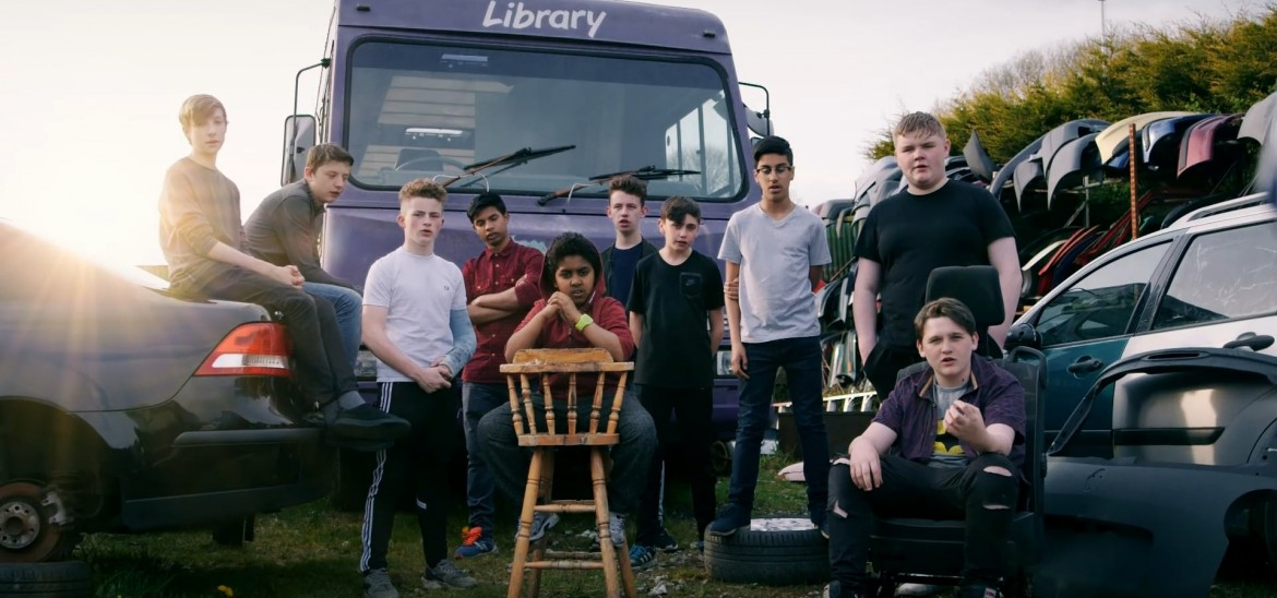 'Beyond Labels: In Young Men's Shoes' is December's Film of the Month