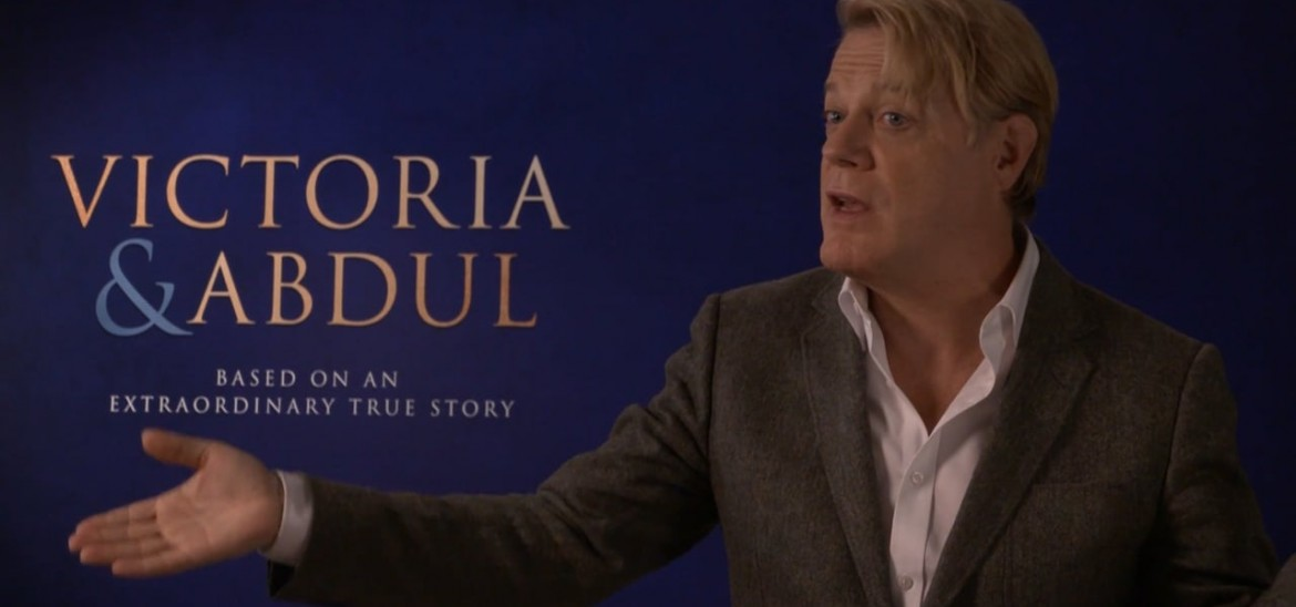 Stephen Frears and Eddie Izzard talk 'Victoria & Abdul'