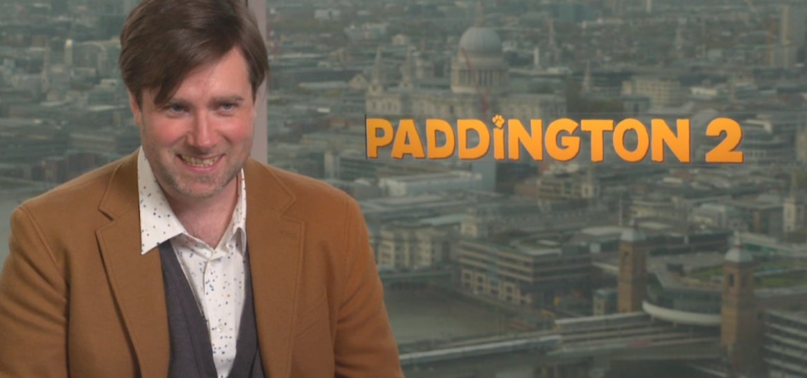 Director Paul King takes us behind the scenes Paddington 2 Interview