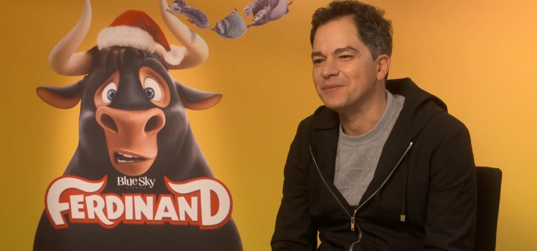 'Ferdinand' Director Carlos Saldanha on Inspirational Characters