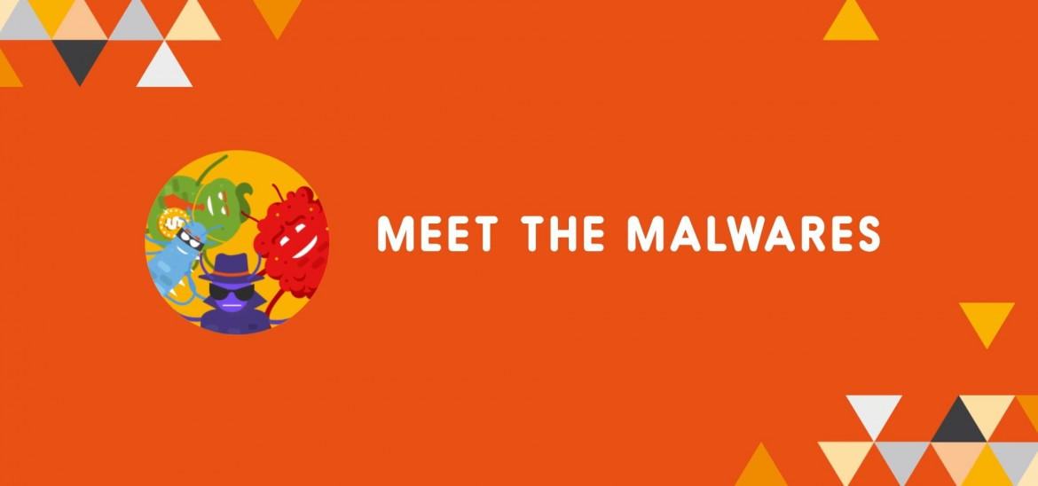 Prepare young people for Safer Internet Day and 'Meet the Malwares'