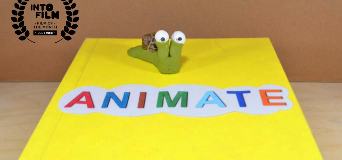 'Animate' is July 2018's Film of the Month