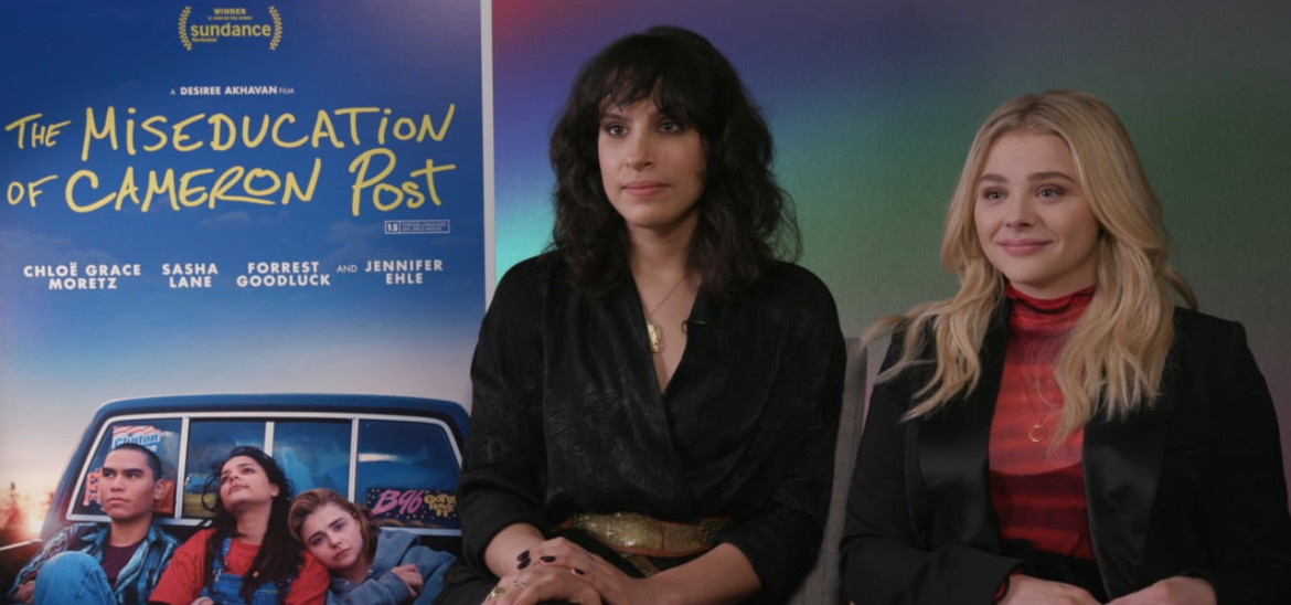 News Views Director Desiree Akhavan Discusses The Miseducation