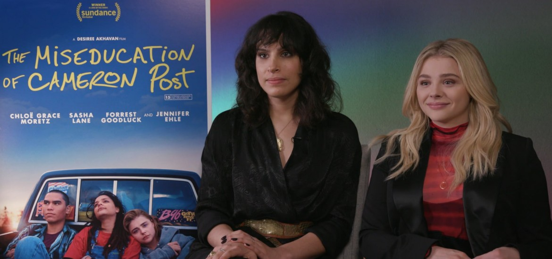 Director Desiree Akhavan discusses 'The Miseducation of Cameron Post'