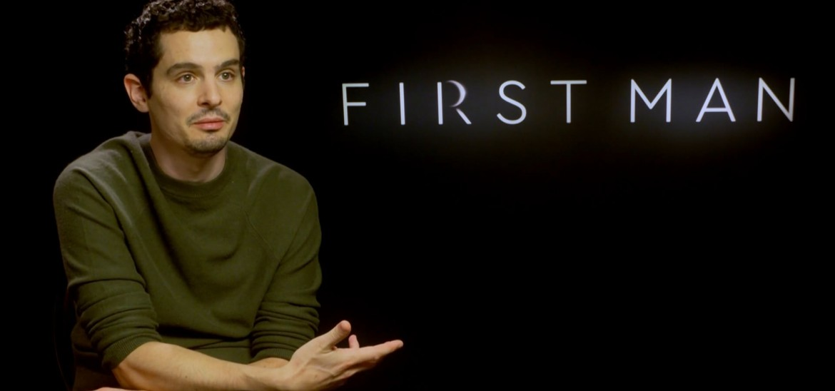 Damien Chazelle on 'First Man', astronauts, and the Sound of Space